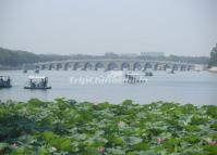 Beijing Summer Palace Seventeen-Arch Bridge