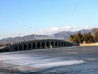 The Seventeen-Arch Bridge in Beijing Summer Palace