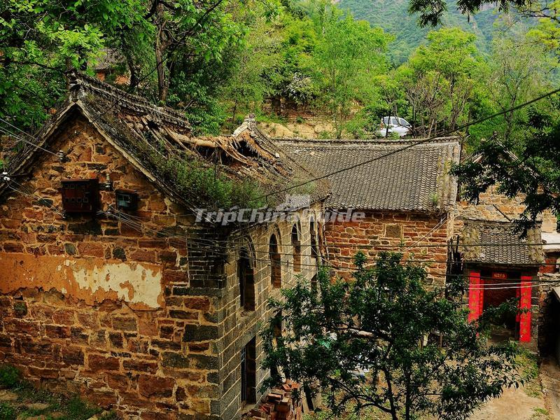 The Stone Houses in Guoliang Village, Taihang Mountains