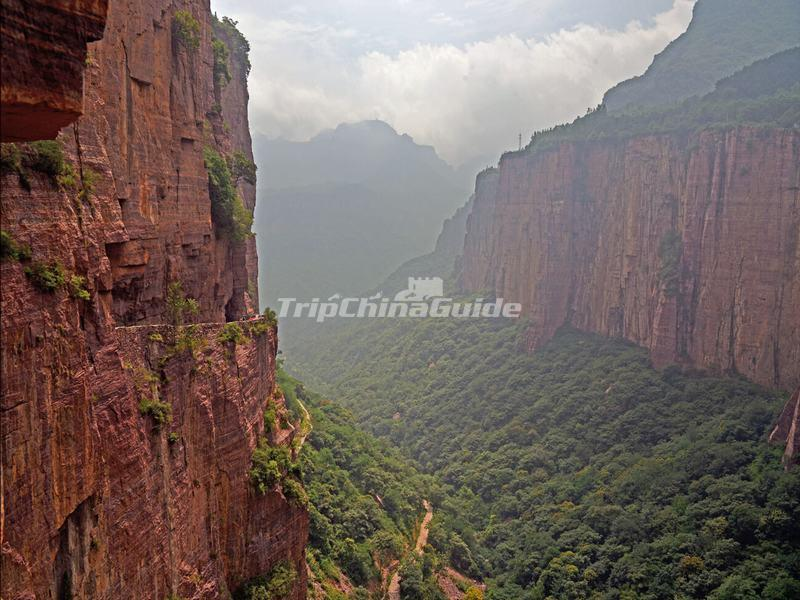 Taihang Mountains Landscape