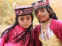 Tajik Ethnic Children