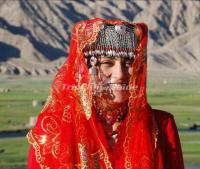 Tajik Ethnic Woman