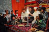 Tajik Ethnic Family