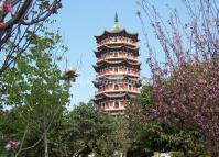 Tanhua Temple Tower Kunming