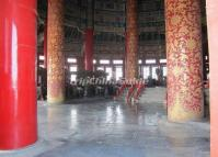 Inside the Hall of Prayer for Good Harvests