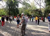 Morning of Temple of Heaven