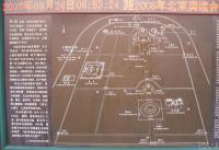 Temple of Heaven Map Beijing China