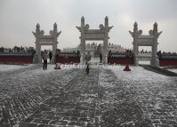 Temple of Heaven in December