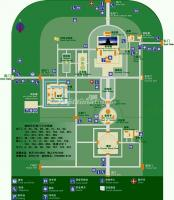 Temple of Heaven Park Map