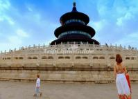 Temple of Heaven in Summer