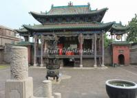 Temple of the City God in Pingyao