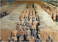 Terracotta Army Xi'an China