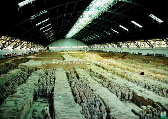Xian Terra Cotta Warriors and Horses Museum