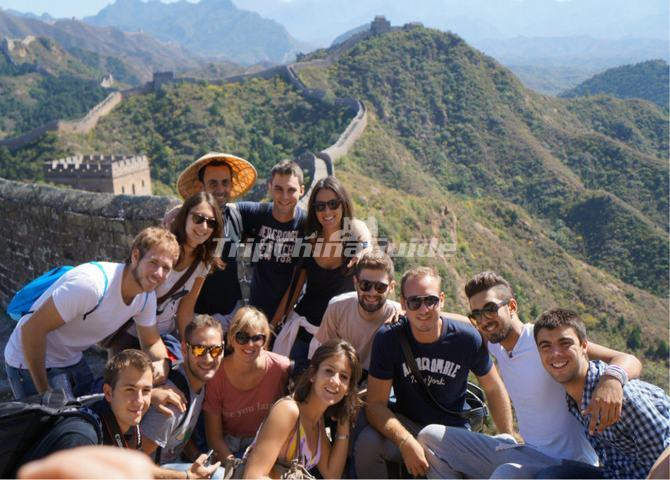 Jinshanling to Simatai Great Wall Tour
