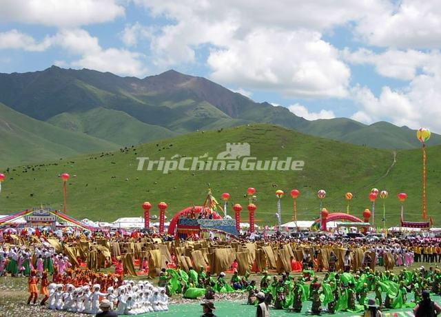 The Second Session of the China Nomadic Culture Tourism Festival