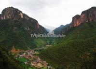 Three Parallel Rivers in Yunnan Protected Areas