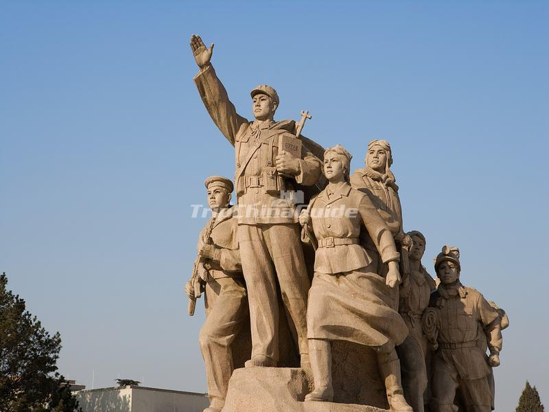 "<a target=""_blank"" href=""http://www.tripchinaguide.com/photo-p7-12093-statues-at-beijing-tiananmen-square.html"">Statues at Beijing Tiananmen Square</a>"