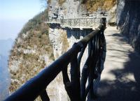 Plank Road at Tianmen Mountain