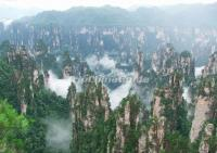 Tianzi Mountains of Zhangjiejie National Forest Park
