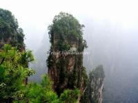 Tianzi Mountain in Zhangjiajie National Park