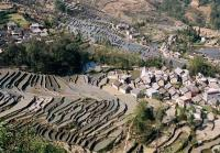 Beautiful Tiger Mouth Rice Terraces