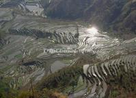 Tiger Mouth Rice Terraces China
