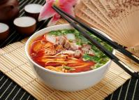 Lanzhou's hand pulled noodles (Lanzhou Lamian)
