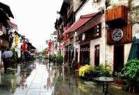 Tunxi Ancient Street Scenery Huangshan