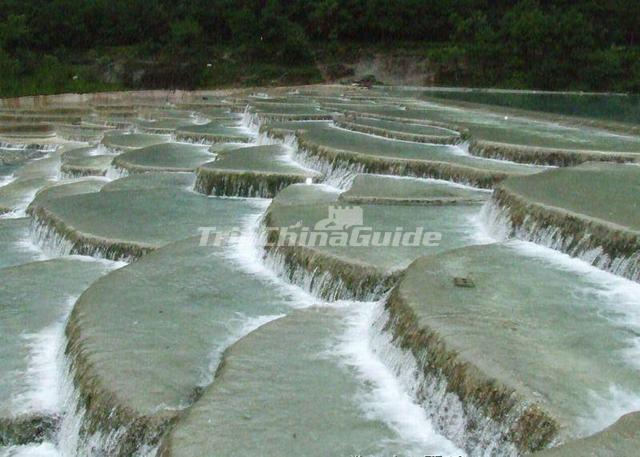 White Water Terraces China