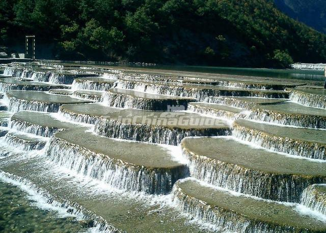White Water Terraces Yunnan China