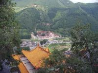 Shan Cai Vave Temple (Shancai Dong) in Mount Wutai