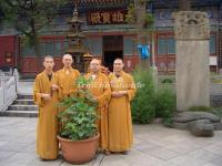 The Monks in Yuanzhao Temple