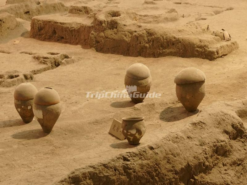 An Urn Burial Group in Xi'an Banpo Village Site