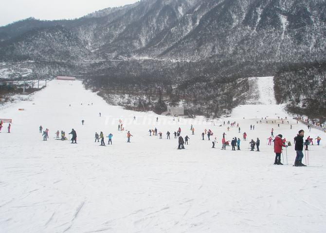 how to go to xiling snow mountain from chengdu
