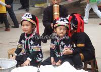 The Hani Kids in Yuanyang