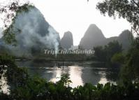The Beautiful Scenery in Yangshuo Resort Yangshuo