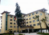 Yunti Hotel in Yuanyang County, Yunnan, China