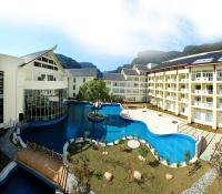 Zhangjiajie State Guest Hotel Swimming Pool