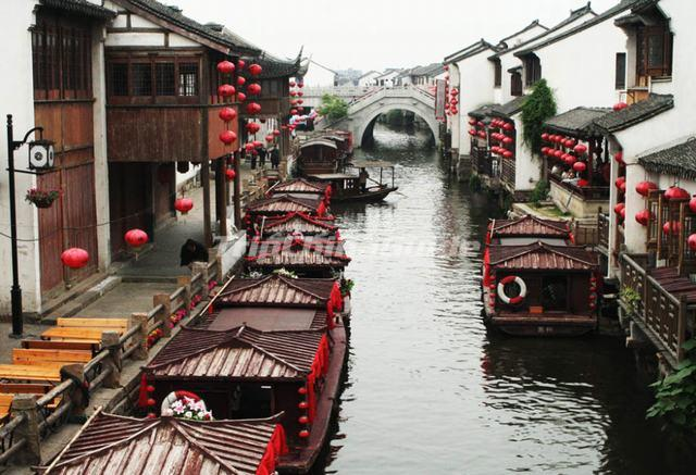Suzhou & Zhouzhuang Day Trip from Shanghai