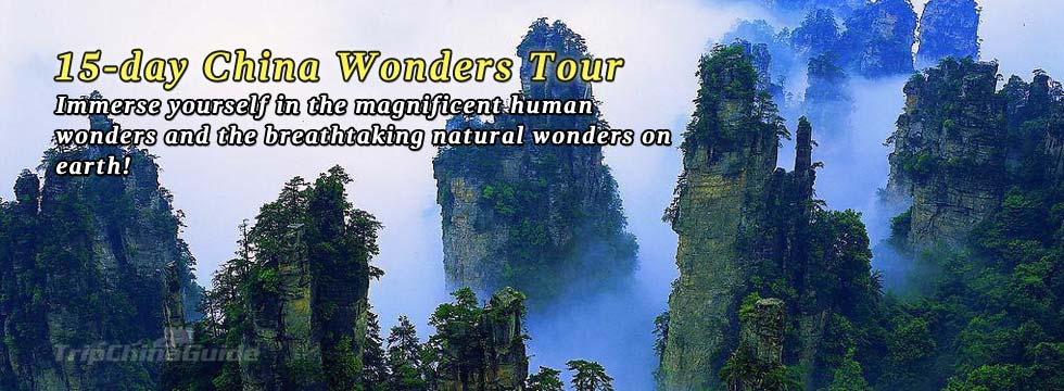15-day China Wonders Tour