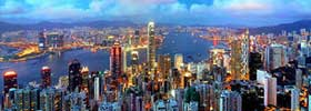 Tours to Hong Kong